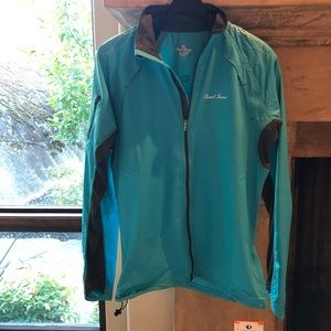 New with tags pearl Izumi cycling jacket medium